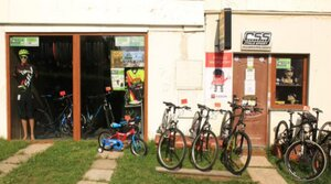Půjčovna kol – Cyklo Sport Sedláček ve Světlé nad Sázavou