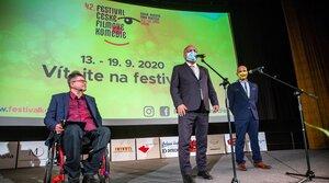 Festival komedie 2020 - slavnostní zahájení