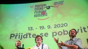 Festival komedie 2020 - úterý