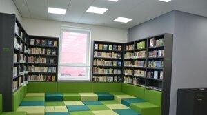 Knihovna Školní náměstí (SÚ 2)