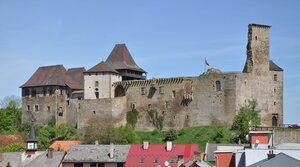 Lipnice Castle