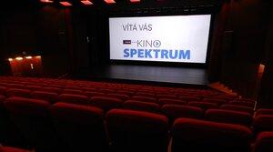 Kino Spektrum opět hraje u vás doma!