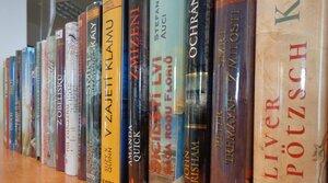 Nové knihy v knihovně!