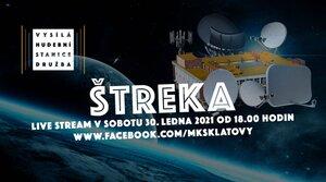 Štreka (live) - Vysílá hudební stanice Družba