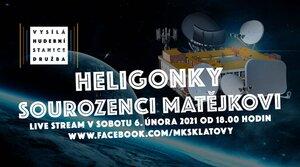 Sourozenci Matějkovi (live) - Vysílá hudební stanice Družba