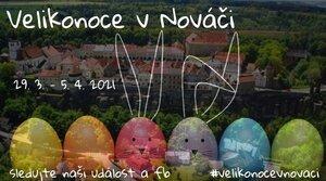 Velikonoce v Nováči 2021