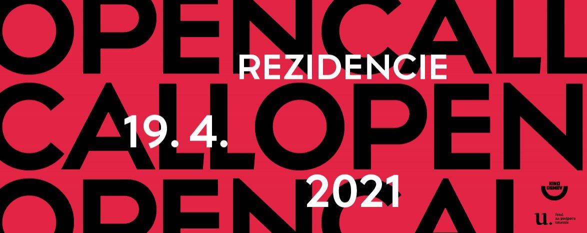 Open Call 2021 – Rezidencie v Kine Úsmev