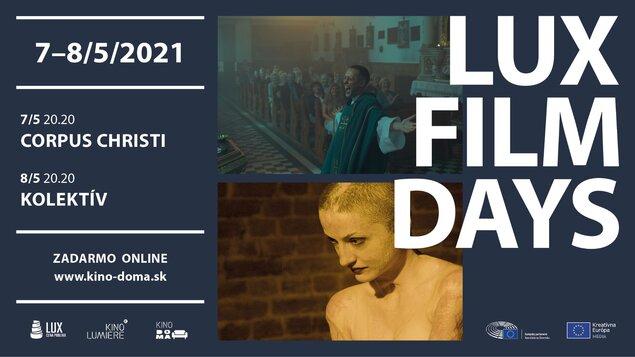 Lux Film Days 2021 - Cena publika