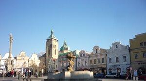 Po stopách historie i přes Budoucnost aneb kam v Havlíčkově Brodě