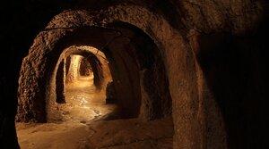 Prohlídky středověkého podzemí