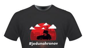 Trička  #jedunahronov