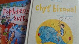 Tipy na čtení z dětského oddělení