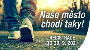 10 000 kroků - cesta ke zdraví