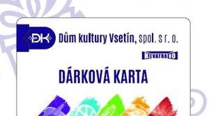 DARUJTE KULTURU S DÁRKOVOU KARTOU