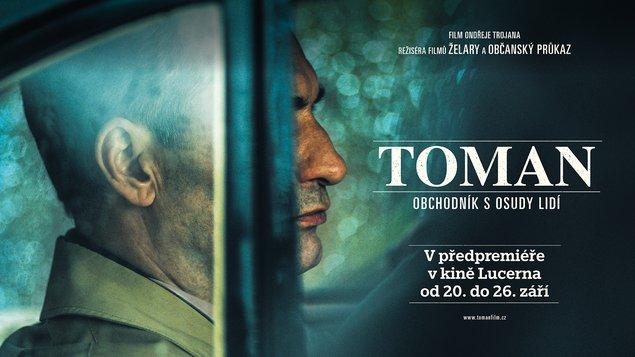 Toman předpremiéra