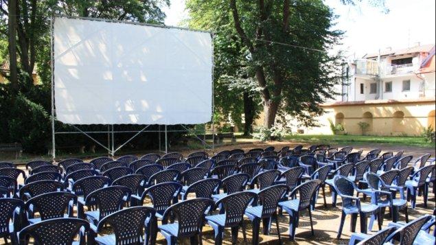 Letní kino Poděbrady