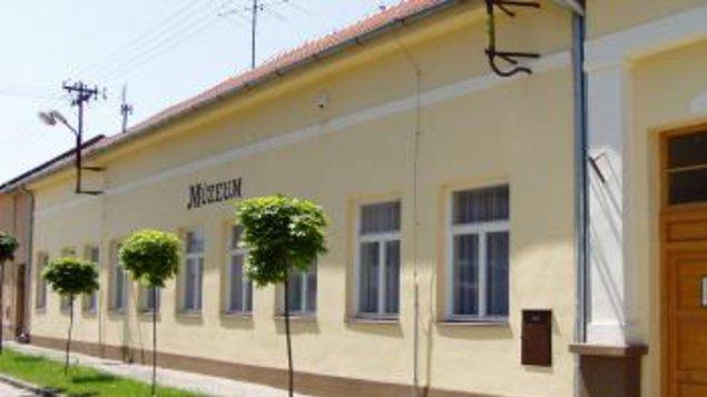 Mestské múzeum Štúrovo