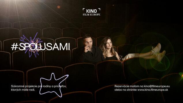 #spolusami v Kine Film Europe