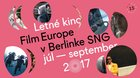Letné kino Film Europe v Berlinke SNG