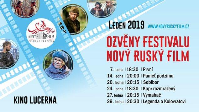 Ozvěny festivalu Nový ruský film