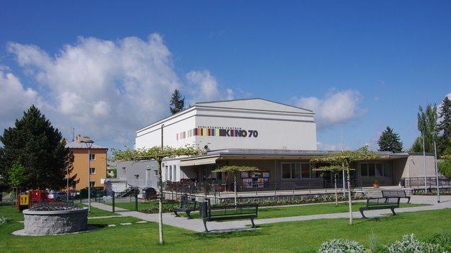 Společenské centrum - Kino 70
