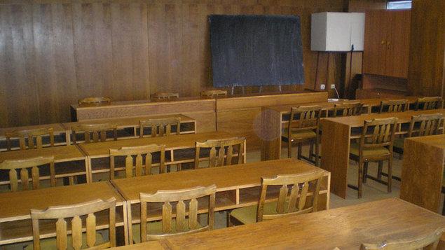 Prenájom CK Junior - kurzová miestnosť č. 516