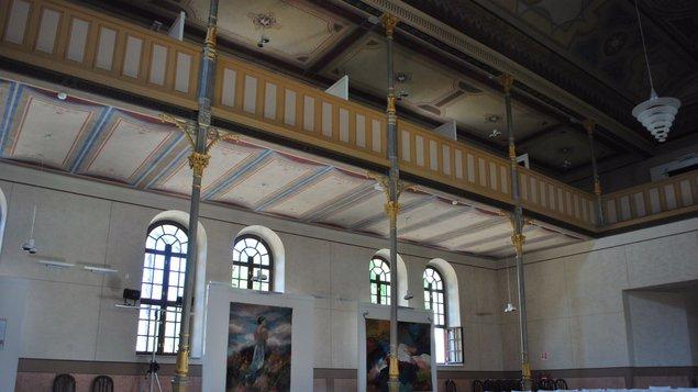Fotogaléria synagógy