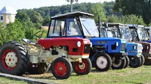 V. ročník Traktor show