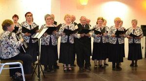 Celookresná prehliadka speváckych zborov seniorov