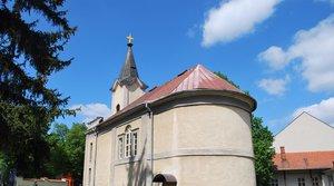 Klasicistický evanjelický kostol