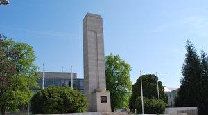 Pomník padlým hrdinom v II. sv. vojne