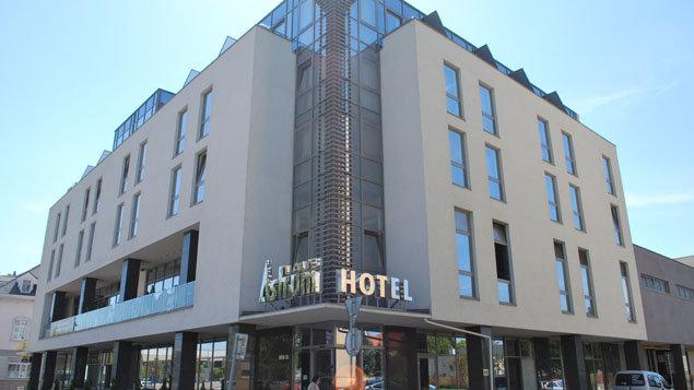 Hotel Astrum Laus****