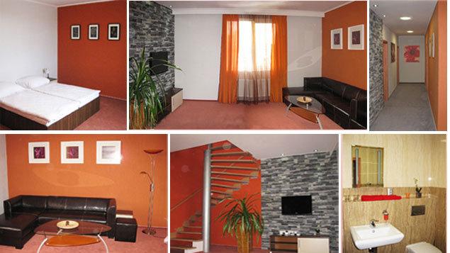 Stavimport - Apartmánový dom