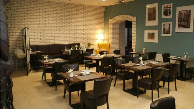 Baran - reštaurácia