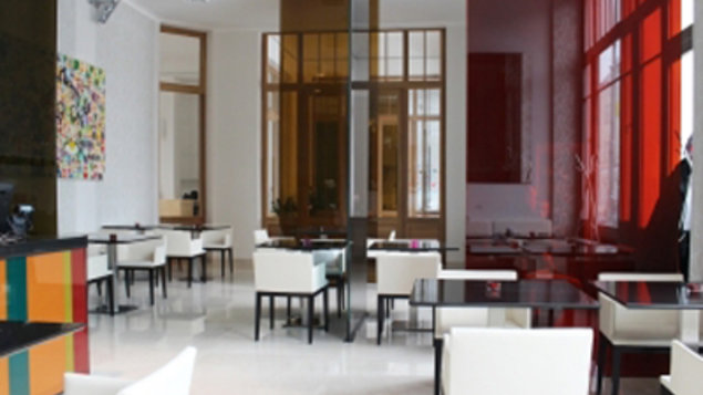 Hotel Lev - kaviareň