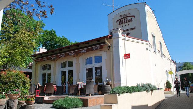 Penzión Tilia - kaviareň