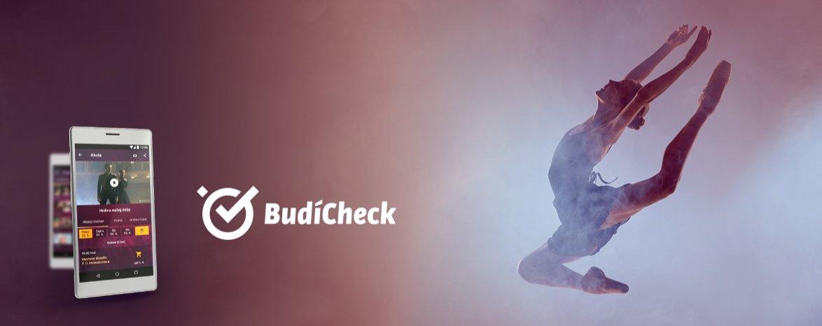 Neprespi poriadnu akciu s appkou BudíCheck