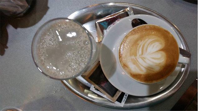 Caffe Bar Jersey