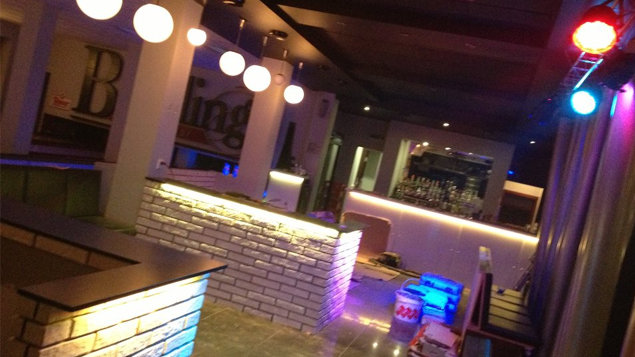 Bowling & Coctail Bar Levice