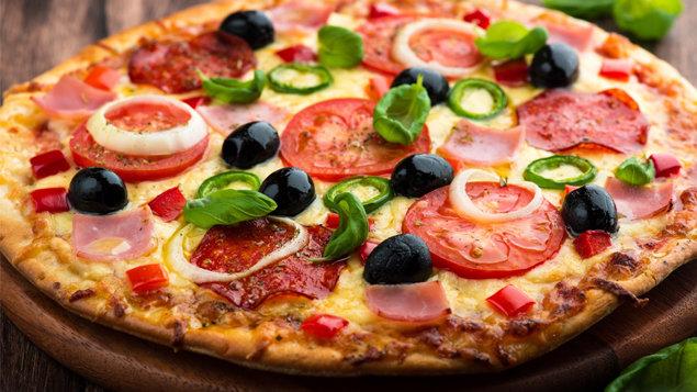 Pizza u babičky