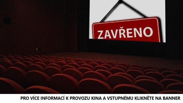 Kino zavřeno