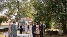 Pronájem kina a svatby v zahradě kina