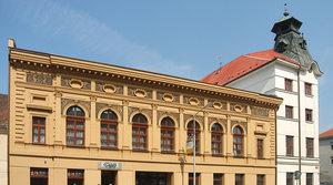 Historie Městského centra Grand