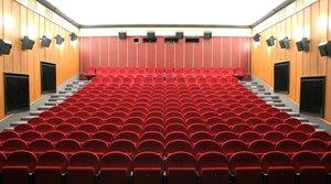 Nebytové prostory v Kině Šumava a Letním kině