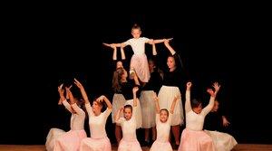 Taneční skupina Modern