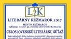 Literárny Kežmarok 2017