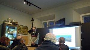 Přednáška o VLTAVOTÝNSKU Z POHLEDU ARCHEOLOGIE