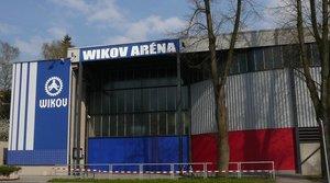 Zimní stadion Hronov - Wikov aréna