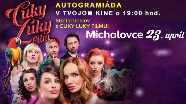 CUKY LUKY FILM v Michalovciach