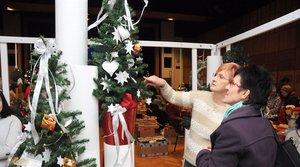 Vánoční trhy u nás v Hronově